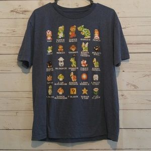 Other - Mario brothers graphic tee funny t-shirt